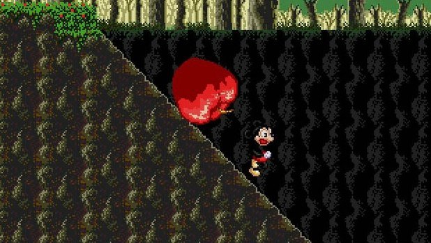 Castle of Illusion Starring Mickey Mouse Screenshot - 1140495