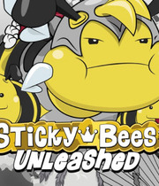 Sticky Bees: Unleashed Boxart