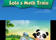 Lola's Math Train Image