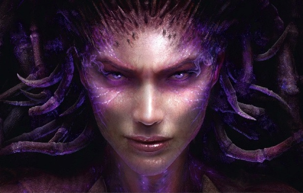StarCraft II: Heart of the Swarm Screenshot - StarCraft 2: Heart of the Swarm