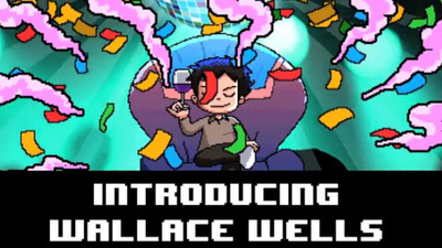Scott Pilgrim DLC Wallace Wells