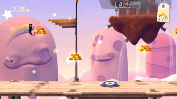 BIT.TRIP Presents... Runner2: Future Legend of Rhythm Alien Screenshot - 1140868