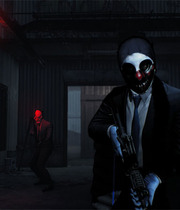 Payday 2 Boxart