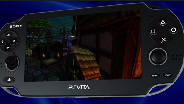 PS Vita Screenshot - PS Vita system