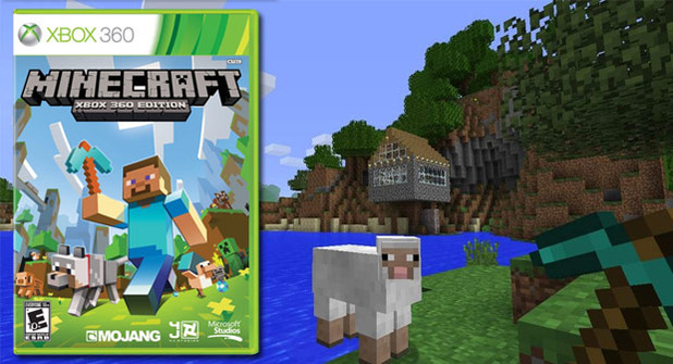 Minecraft: Xbox 360 Edition Screenshot - 1141014