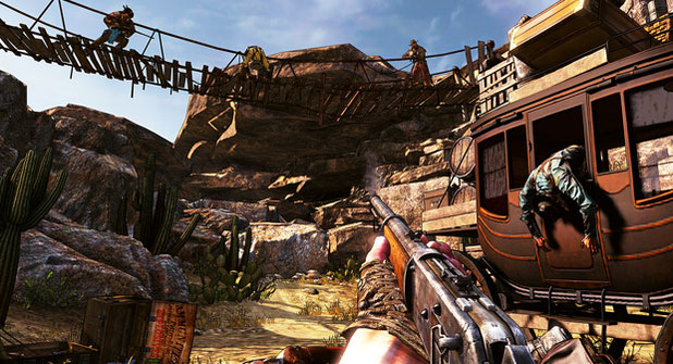 Call of Juarez: Gunslinger Screenshot - 1141027