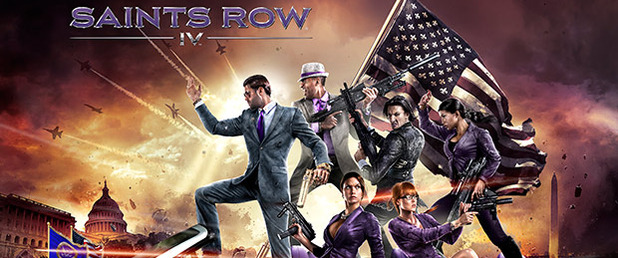 Saints Row 4 - Feature