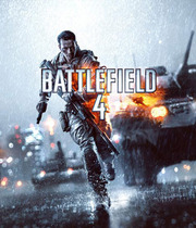 Battlefield 4 Boxart