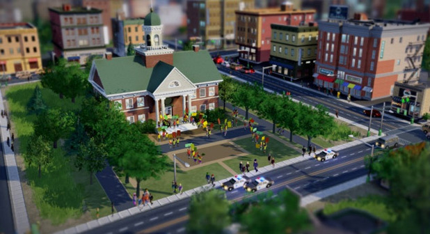 SimCity Screenshot - 1141438