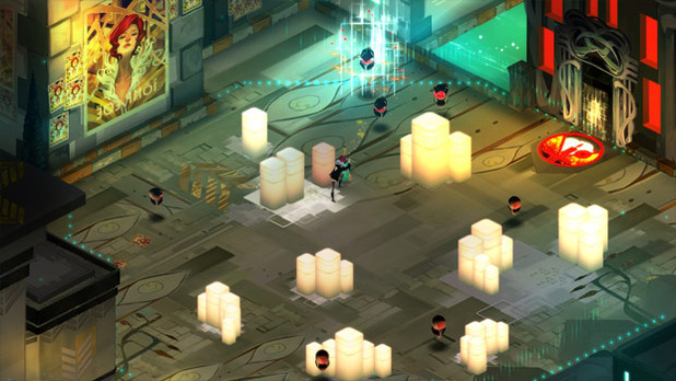 Transistor  Screenshot - 1141560