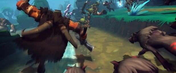 Dungeon Defenders II - Feature