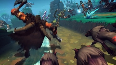 Dungeon Defenders II Screenshot - 1141578