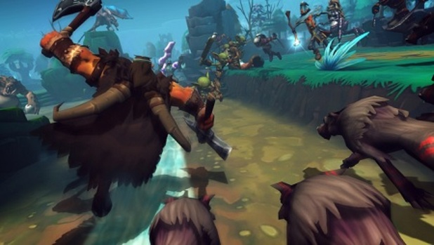Dungeon Defenders II Image