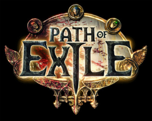 Path of Exile Screenshot - PoE logo