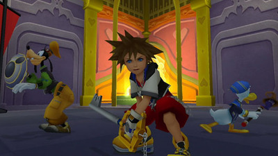 Kingdom Hearts HD 1.5 ReMIX Screenshot - 1141846