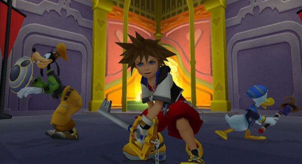 Kingdom Hearts HD 1.5 ReMIX Screenshot - 1141847