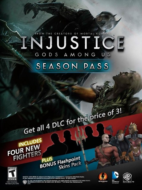 Injustice: Gods Among Us Screenshot - 1141851