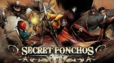 Secret Ponchos Screenshot - Secret Ponchos