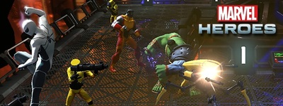 Marvel Heroes Screenshot - 1142161