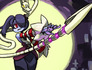 Skullgirls Squigly