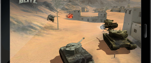 World of Tanks Blitz - Feature