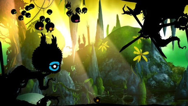 Badland Screenshot - 1142593