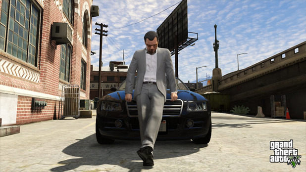 Grand Theft Auto V Screenshot - 1142607