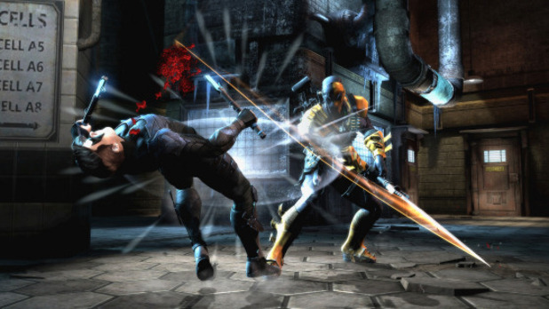 Injustice: Gods Among Us Screenshot - Injustice: Gods Among Us
