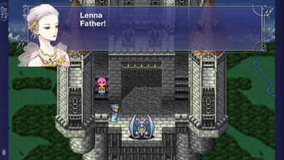 Final Fantasy V Screenshot - Final Fantasy 5