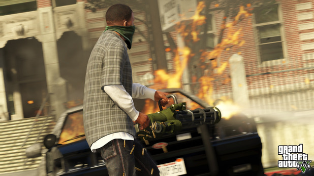 Grand Theft Auto V Screenshot - 1142715