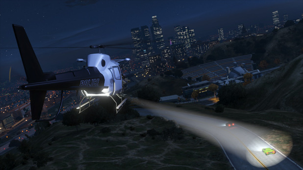 Grand Theft Auto V Screenshot - 1142725
