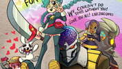 Skullgirls thank you