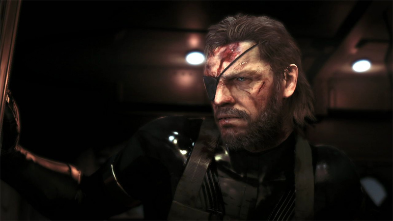 MGSV: Ground Zeroes