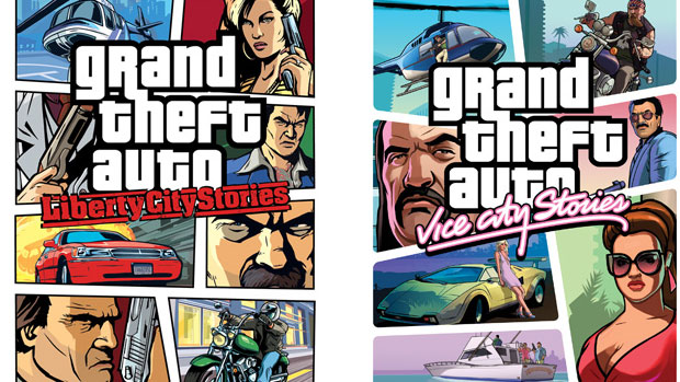 Grand Theft Auto PSP games re-releasing on PS3