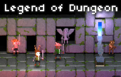 Legend of Dungeon Screenshot - 1143086