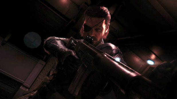 Metal Gear Solid V: The Phantom Pain Screenshot - MGS 5 Phantom Pain