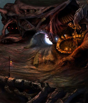 Torment: Tides of Numenera Boxart