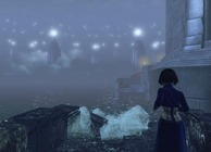 BioShock Infinite - Lighthouse Night Sky
