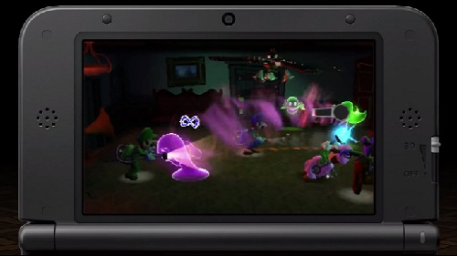 Luigi's Mansion: Dark Moon ScareScraper Multiplayer