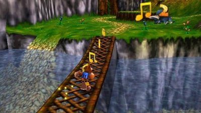 Banjo-Kazooie: Nuts & Bolts Screenshot - 1143598