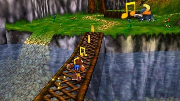 Banjo-Kazooie: Nuts & Bolts Screenshot - 1143599