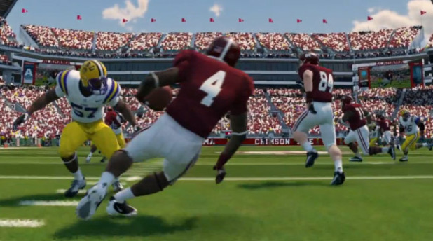 NCAA Football 14 Screenshot - NCAA Football 14 Alabama