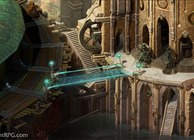 Torment: Tides of Numenera - Sagus Cliffs