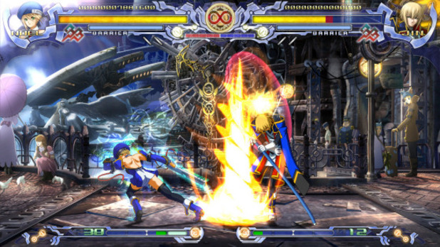 BlazBlue: Calamity Trigger Screenshot - BlazBlue