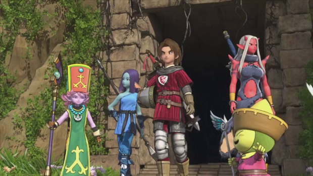 Square Enix Confirms Dragon Quest X For NX