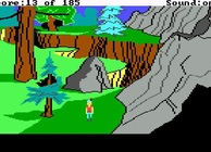 King's Quest PC adventure game