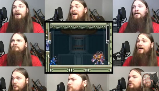 Smooth McGroove Mega Man X Acapella