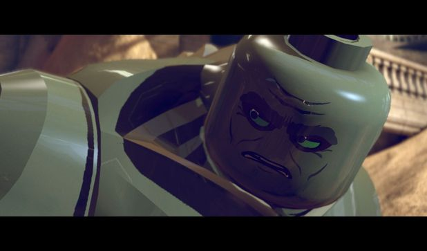 First screenshots of lego marvel super heroes