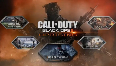 Call of Duty: Black Ops 2 Screenshot - Call of Duty Black Ops 2 - Uprising DLC