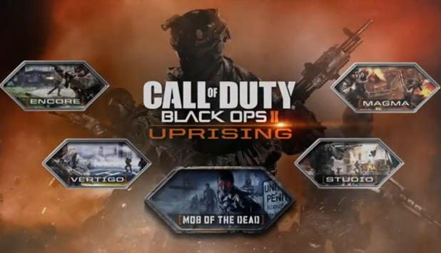 Call of Duty Black Ops 2 - Uprising DLC